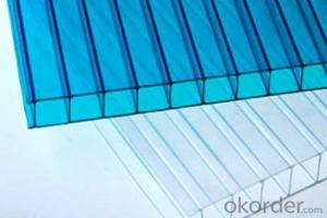 Thickness 20mm Polycarbonate Sheet Polycarbonate Embossed Sheet