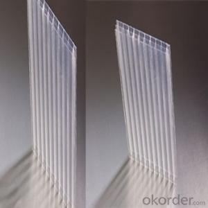 Polycarbonate Roofing Sheet lexan    Polycarbonate Sheet