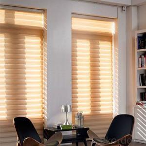 home pvc transparent curtain blinds manual Shangri-La Blinds