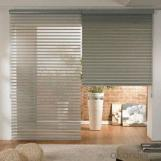 Aluminum Rail Spring System Vertical Blinds ,Competitive window shades