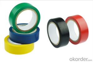 High Temperature Polyester Silicone  Masking Tape Used for Sealing
