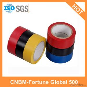 PVC Adhesive Tape Rubber Based Heat-Resistant