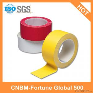 Single Sided Hot Melt Rubber Adhesive Tape