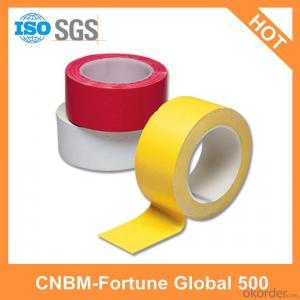 Single Sided Hot Melt Rubber Adhesive Tape