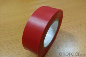 Multicolor PVC Electrical Insulation Tape Manufacture Competitive Price & Best Quality