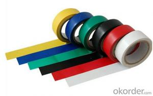 Water Pproof Insulation Tape PVC Electrical Tape