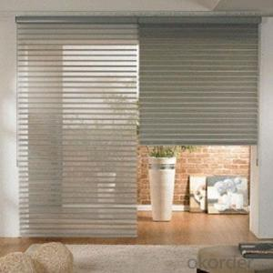 Manual South Korean import yarn fabric shangri-la blinds