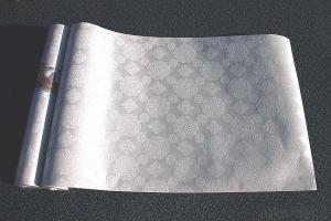 PVC Waterproof Wallpaper for Bedroom Decoration