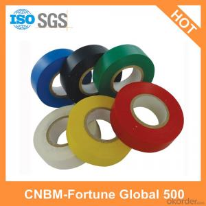 PVC Electrical Black Hot-melt  Foam Adhesive Tape
