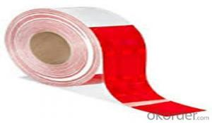 3m Reflective Tape Anti-cold Warning PVC Vinyl Material
