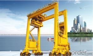 Rubber-Tyred Gantry Crane(RTG), Anti-sway,Liting Mechanism, Quay Gantry Crane