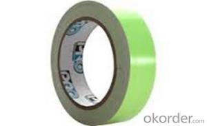 Glow tape Self adhesive  luminescent vinyl tape