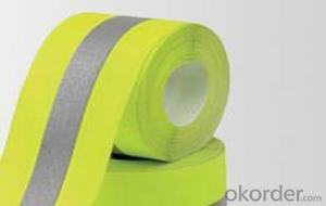 3m reflective tape colorful cotton high quality