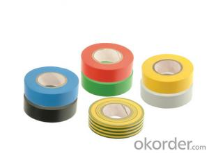 Colorful Skin PVC Electrical Tape,Rohs Approval Inductrial Tape Insulation Tape