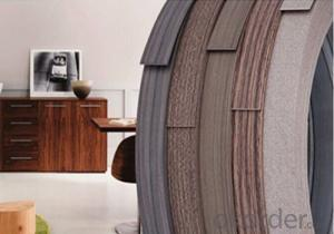 Furniture Laminate PVC Edge Banding Tape