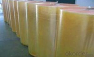 Bopp jumbo roll tape  Hot Melt china supplier