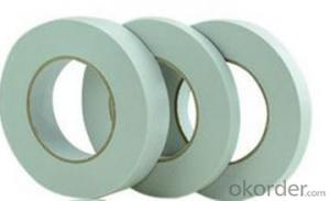 Double Sided Tissue Adhesive Tape Antistatic Multiple Use
