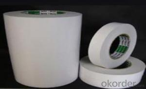 Double Sided Tissue Tape solvent based acrylic DS-80H