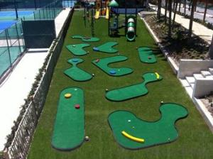 Golf and Putting Green Professional Synthetic Grass