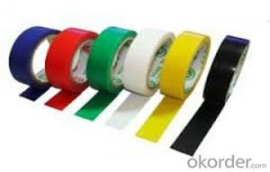 natural rubber PVC Tape PVC Floor Marking tape