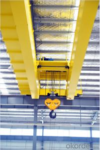 5~125 T European Style Gantry Crane with Hook