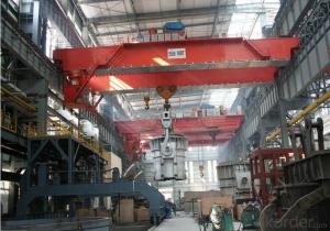 YZ Model 100/32~320/80T Foundry Crane, Metallurgic Crane