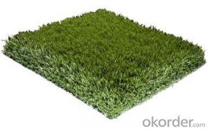 Non-Infilled Synthetic Football Grass Artificial Soccer Field