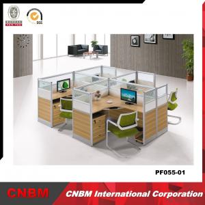 Wholesale Office Partition Computer Cubicle Staff Workstation in Stock