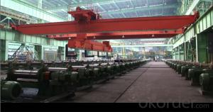 Intelligent Steel Tube Allocation Crane,Anti-sway