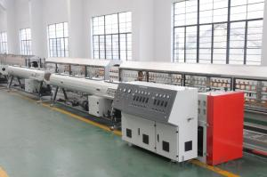 Automatic Plastic Pipe Extruding Machine