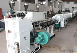 Plastic Extrusion Machine for PE Water Pipes