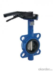 Lug And Wafer Type Butterfly Valve PN10/PN16/ANSI150