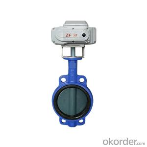 Wafer And Lug Type Butterfly Valves Soft Seated