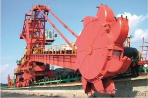 Cantilever-Type Bucket-Wheel Stacker Reclaimer,Stacker and Reclaimer
