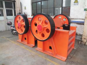 Stone jaw crusher,mining crushing machine