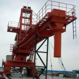 Movable-type Ship unloader,bulk materials transportation equipment