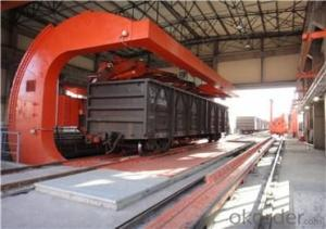 Unloading System of Car Dumper,Bulk Materials Transoprtion Equipment
