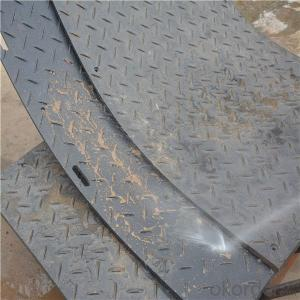 UHMWPE Construction Temporary Road Ground Mat
