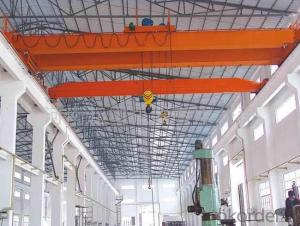 LH Model Electric Hoist Bridge Crane,overhead crane, anti-sway system