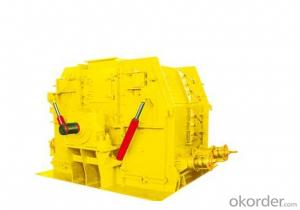 PCK Reversible Hammer Crusher,mining  equipment
