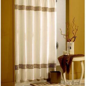 Horizontal Blind Decoration Curtain for Bedroom