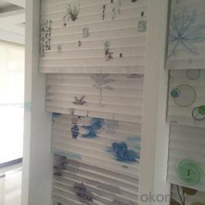 Office Waterproof Wooden Decorative Venetian Window Vertical Curtain