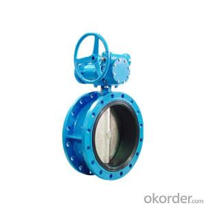 Butterfly Valve Manufacturer Double Flanged PN10/16