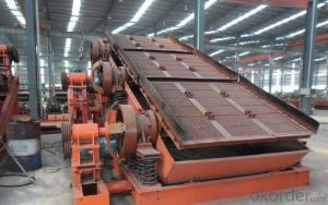 GFS High-Amplitude Vibrating Screen,Mining Equipemnt,High-Frequency