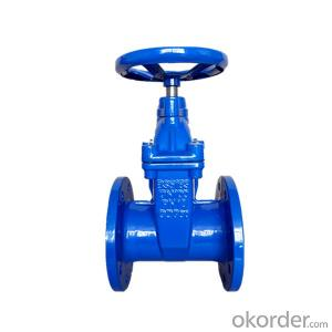 Water Gate Valve BS5163 Resilient Seated