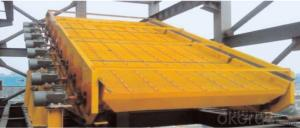 GFS High-amplitude Vibrating Screen,mining equipemnt