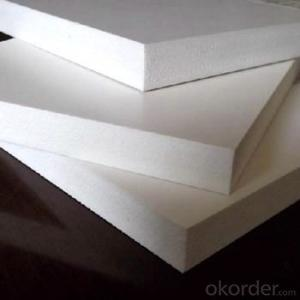 Extrude PVC Foam Sheet /0.43-0.9g/cm3 Density  with Reasonable Price