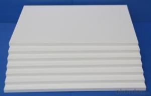 PVC foam board production line/hard surface PVC foam sheet/polystyrene foam board