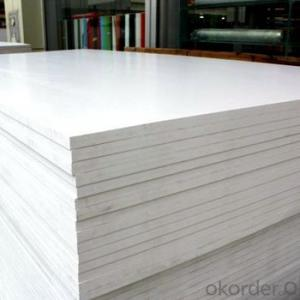 PVC Free/Crust Foam Board  for Furniture and Construction with Different Density
