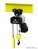 NL Type Electric Chain Hoist, lifting equipment